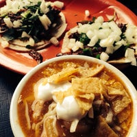 Photo taken at Santa Fe Taqueria by RichelleMabell on 12/29/2013