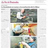 Photo taken at la gastroteca (el Cafetín) by El Cafetín on 3/5/2015