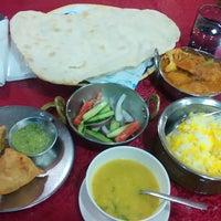 Photo taken at Calcutta Indian Cuisine by Julia Yu J. on 1/21/2016
