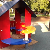 Photo taken at Carlton Gardens' Playground by Stewart on 4/12/2013