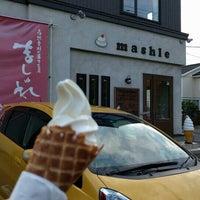 Photo taken at 自然素材の菓子工房 ましゅれ by ちゃっ [. on 5/28/2016
