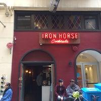 Foto diambil di Iron Horse Coffee Bar oleh Caroline D. pada 6/19/2018