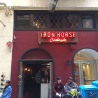Foto scattata a Iron Horse Coffee Bar da Caroline D. il 6/19/2018