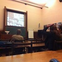 Photo taken at Academiegebouw by Albert R. on 1/17/2013