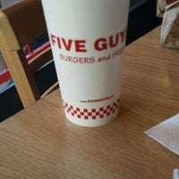Photo taken at Five Guys by Mr.Dancy!🤔 on 11/8/2014