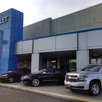 Photo taken at Coughlin Chevrolet of Pataskala by Coughlin Automotive on 3/5/2015