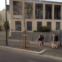 Photo taken at Aix-Marseille Université – Campus de Saint-Charles by Amandine C. on 6/13/2014