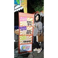 Photo taken at Taman Segitiga Macan by tin h. on 8/28/2016
