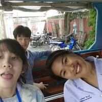 Photo taken at Wat Ton Pin by llookkedd on 2/14/2016