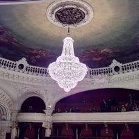 Foto tomada en Teatro Municipal de Santiago por Alexis V. el 6/7/2013