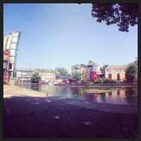 Photo taken at Graham Street Park by Edo C. on 7/18/2013