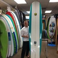 Photo taken at Freeline Design Surf Shop by Clayton CJ B. on 8/1/2014