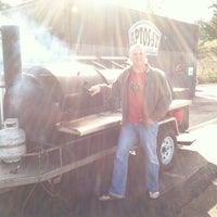 Photo taken at Aptos St. BBQ by Clayton CJ B. on 12/12/2012