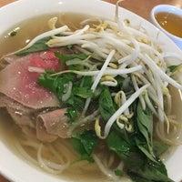 Photo taken at Pho Dau Bo Restaurant by DoYoon K. on 6/21/2016