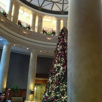 Photo taken at Omni Providence Hotel by Thomas S. on 12/31/2012