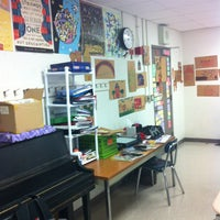 Photo taken at Josiah Quincy Upper School by Thomas S. on 3/12/2013