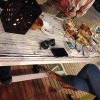 Photo taken at Brand's Cafe & Restorant by Cazim A. on 5/3/2014