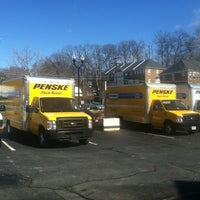 Photo taken at Penske Truck Rental by Alex S. on 2/27/2013