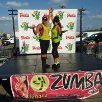 Photo taken at Fiesta Mart by Yris O. on 10/17/2012