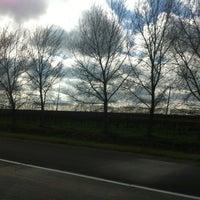 Photo taken at Interstate 5 by Kristen D. on 12/27/2012