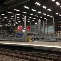 Photo taken at Parramatta Station by 高手놀리밑™ on 10/5/2012