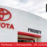 Photo Taken At Priority Toyota Chesapeake By Priority Toyota On 2/22/2016  ...