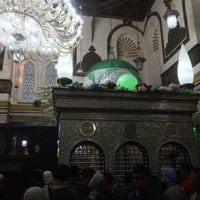 Photo taken at Al Sayeda Zainab by Omer D. on 12/29/2017