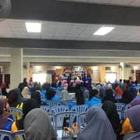 Photo taken at Kolej Melati by atikazailan a. on 4/9/2017