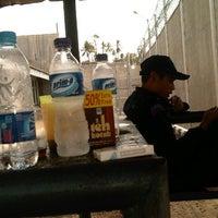 Photo taken at LAPAS Super Maximum Security Pasir Putih Nusakambangan by Assegaf A. on 10/13/2012