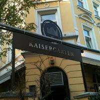 Das Foto wurde bei Kaisergarten von Verena L. am 4/24/2013 aufgenommen