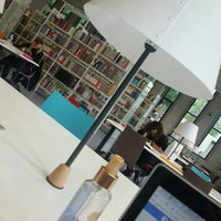 Photo taken at Bibliothèque Universitaire Droit Lettres by Westwood O. on 4/26/2017