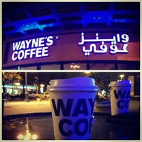 Photo taken at Wayne's Coffee by Captain M. on 3/27/2013