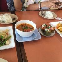 Photo taken at ร้านอาหารปราสาททอง by waterhtwooo w. on 8/9/2017
