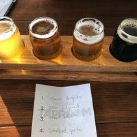 Photo taken at Grey Sail Brewing of Rhode Island by Josh H. on 10/29/2016
