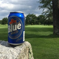 Photo taken at Amherst Country Club by Josh H. on 6/23/2015
