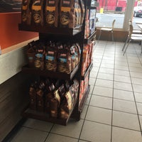 Photo taken at Dunkin Donuts by Aileen H. on 1/12/2017