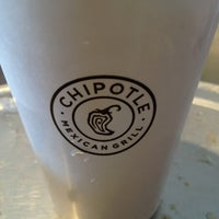 Photo taken at Chipotle Mexican Grill by Monica ∞ on 3/10/2013