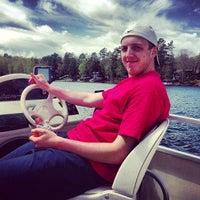 Photo taken at O'Brien Lake by Jon M. on 5/24/2013