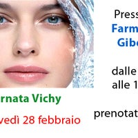 Photo taken at Farmacia Dott. Giberti by Farmacia Giberti on 2/20/2013