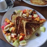 Photo taken at Hotel Paros Beach Cafe by Roman K. on 8/22/2013