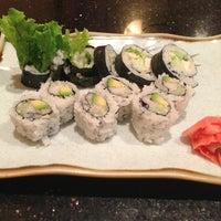 Photo taken at Sawa Japanese Cuisine by Elisabeth E. on 1/30/2013