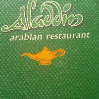 Photo taken at Arabian Taverna by Besa J. on 3/18/2014
