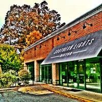 Photo taken at Southern Lights Bistro by Greensboro, NC (@greensboro_nc) on 10/31/2012