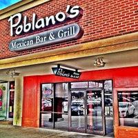 Photo taken at Poblano's Mexican Bar & Grill by Greensboro, NC (@greensboro_nc) on 4/5/2013
