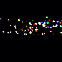 Lighted Christmas Balls - Scenic Lookout in Greensboro