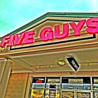 Photo taken at Five Guys by Greensboro, NC (@greensboro_nc) on 1/10/2013