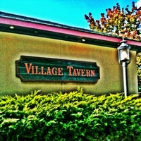 Photo taken at Village Tavern by Greensboro, NC (@greensboro_nc) on 9/28/2012