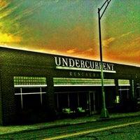 Photo taken at Undercurrent Restaurant by Greensboro, NC (@greensboro_nc) on 9/17/2012