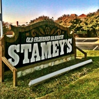 Photo taken at Stamey's Old Fashioned Barbecue by Greensboro, NC (@greensboro_nc) on 10/20/2012