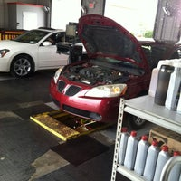 Photo taken at Valvoline Instant Oil Change by Kenny S. on 12/21/2015